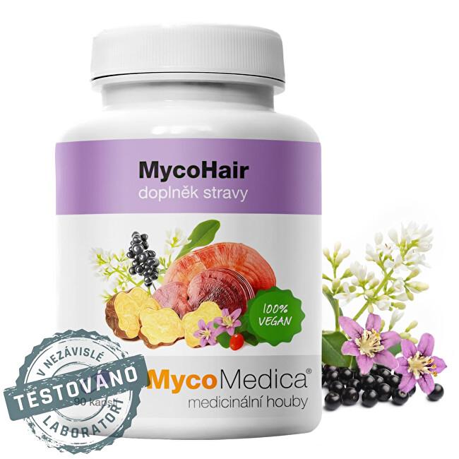 MycoMedica MycoHair 90 kapsúl