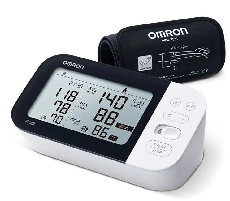 Zobrazit detail výrobku Omron Tonometr M7 IT (2020)