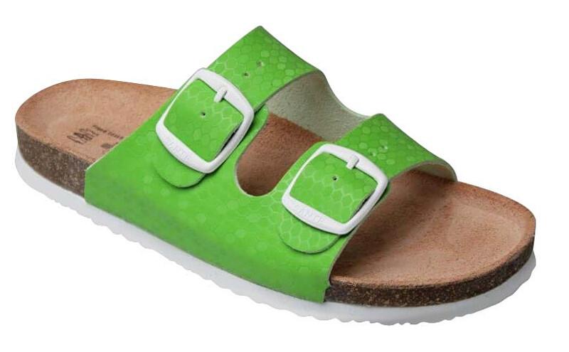 Zobrazit detail výrobku SANTÉ Zdravotní obuv - dámská D/21/91M/BP ZELENÁ 36