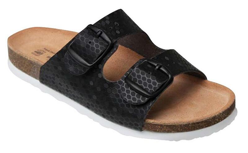 Zobrazit detail výrobku SANTÉ Zdravotní obuv dámská - N/25/69/H/K/CP ČERNÁ 42