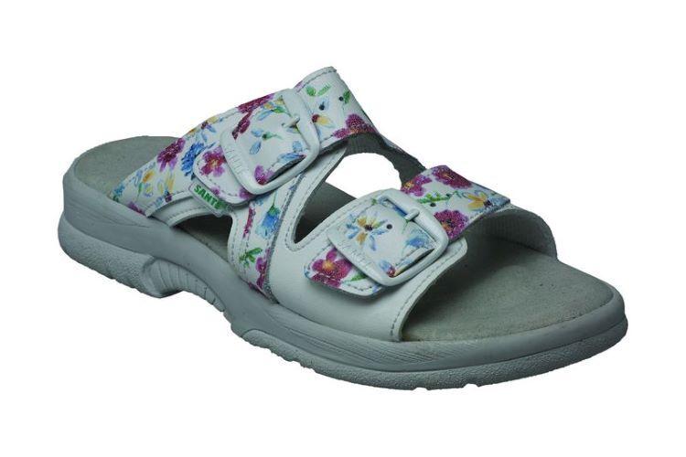 Zobrazit detail výrobku SANTÉ Zdravotní obuv - dámská N/517/55/13K/10/BP BÍLÁ 37