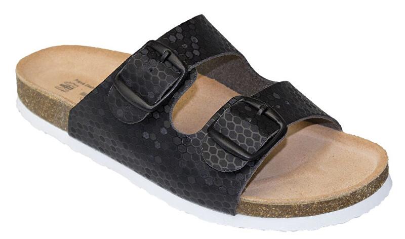 Zobrazit detail výrobku SANTÉ Zdravotní obuv dětská - D/203/61M/BP ČERNÁ 33