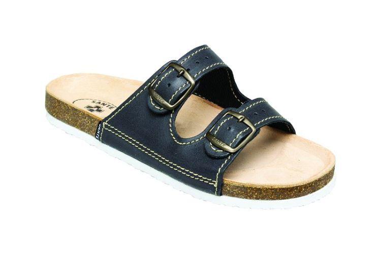 Zobrazit detail výrobku SANTÉ Zdravotní obuv - pánská D/22/60/BP ČERNÁ 43