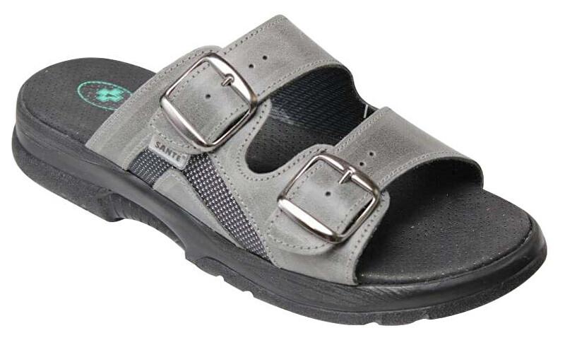 Zobrazit detail výrobku SANTÉ Zdravotní obuv pánská - N/517/32S/90/CP ANTRACIT 43