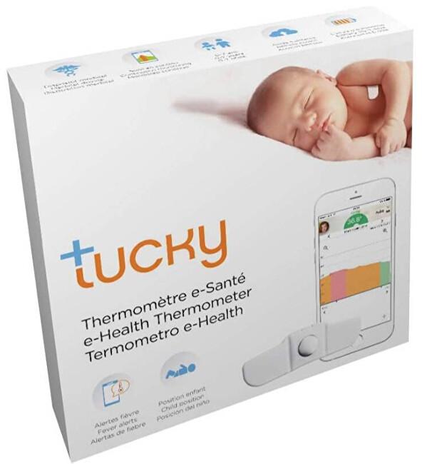 Zobrazit detail výrobku TUCKY 15 ks náhradných náplasti pro Chytrý teploměr a monitor polohy