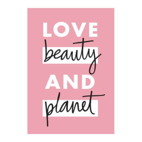 Kosmetika                                             Love Beauty and Planet