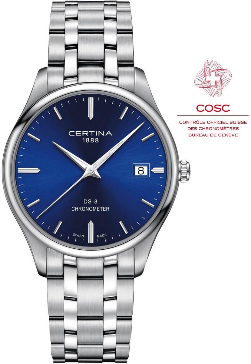 DS-8 GENT Chronometer C033.451.11.041.00