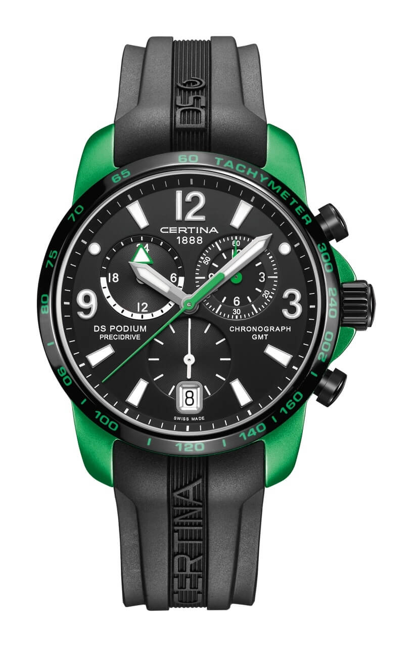 DS PODIUM Chrono - Quartz C001.639.97.057.03