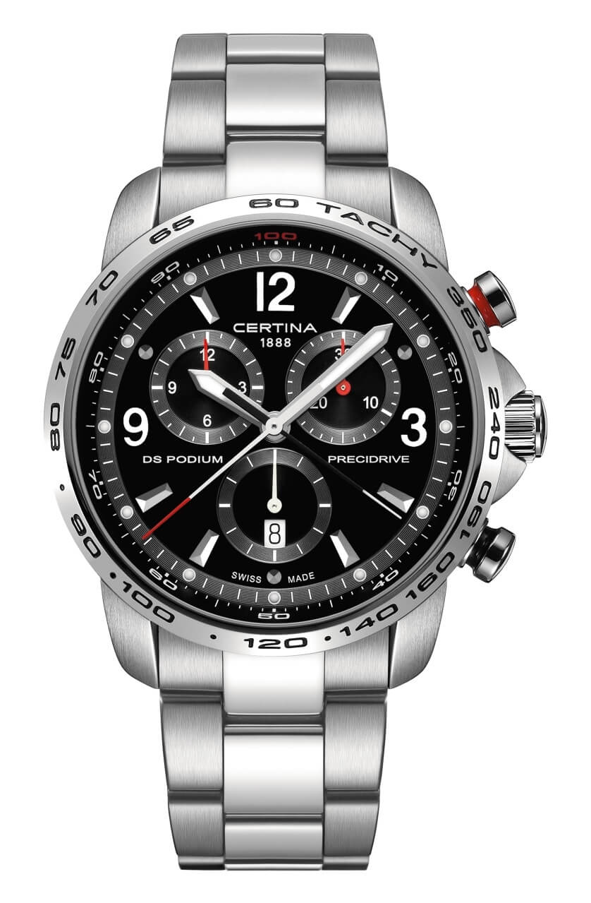 DS PODIUM Chrono - Quartz C001.647.11.057.00