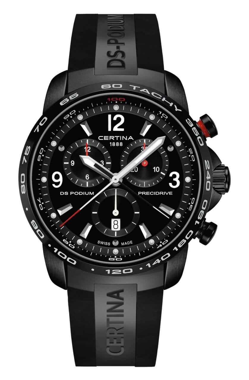 DS PODIUM Chrono - Quartz C001.647.17.057.00