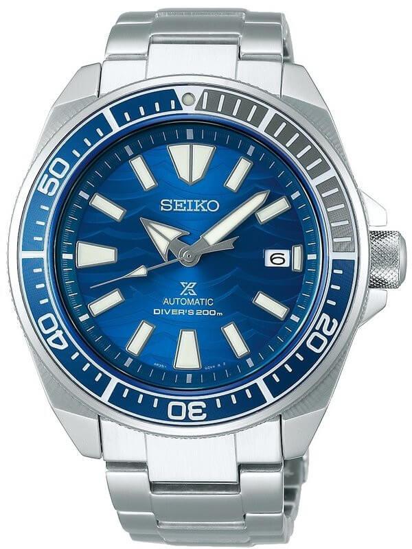 Seiko Prospex Save The Ocean SRPD23K1