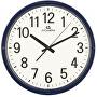 Nástěnné hodiny s tichým chodem WNP003BU