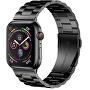 Ocelový tah pro Apple Watch - Černý 42/44 mm