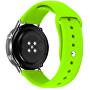 Silikonový řemínek pro Samsung Galaxy Watch - Green 22 mm