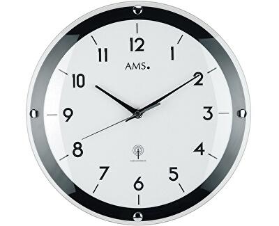 Rádiem řízené nástěnné hodiny 5906