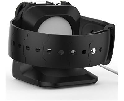 Spigen S350 noční stojánek Apple Watch černý