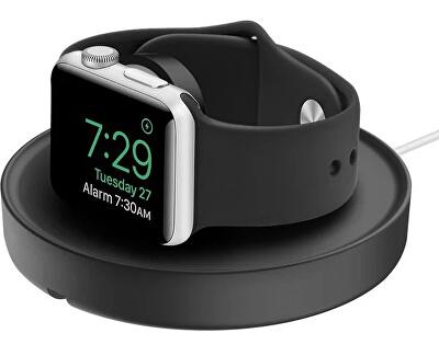 UNIQ Dome nabíjecí stojánek pro Apple Watch černý