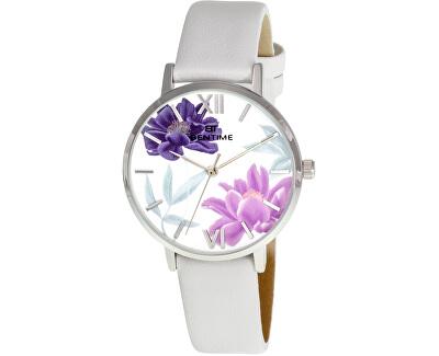 Orologio da donna floreali 004-9MB-PT11894T