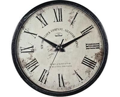 Nástěnné hodiny H14-7929D-BK