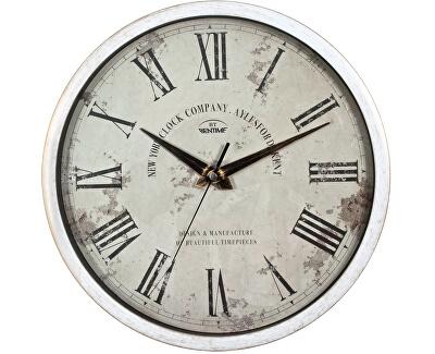 Nástěnné hodiny H14-7929D-WH