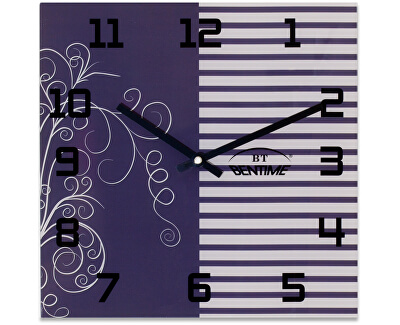 Nástěnné hodiny H16-AR295F-BE