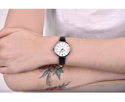 Dámské hodinky s diamantom 007-9MB-PT12024A