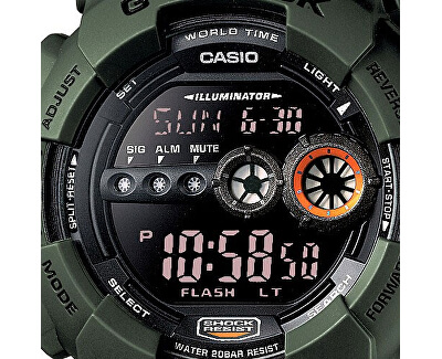 The G/G-SHOCK GD-100MS-3ER