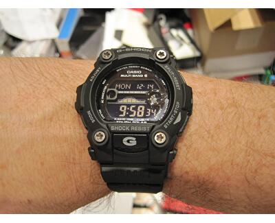 The G/G-SHOCK GW-7900B-1