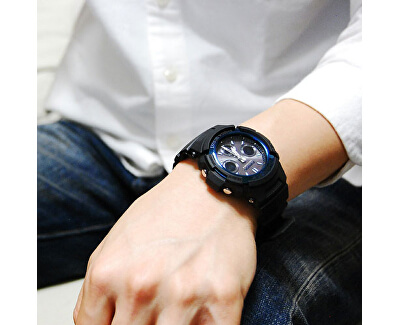 The G/G-SHOCK AWG-M100A-1A
