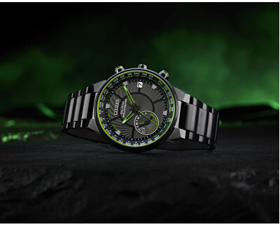 Eco-Drive Satellite Wave CC3075-80E