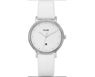Le Couronnement Silver White/White CL63003