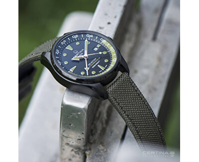 DS Action GMT Powermatic 80 C032.429.38.051.00