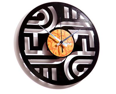 Nástěnné hodiny 015 Geometry