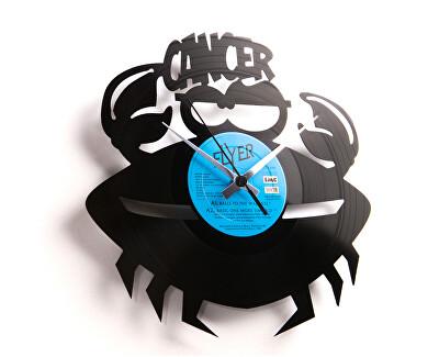 Nástěnné hodiny Z04 Rak