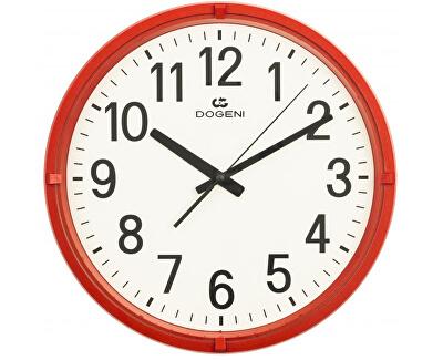 Nástěnné hodiny s tichým chodem WNP003RE