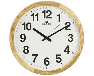 Nástěnné hodiny s tichým chodem WNW012LB