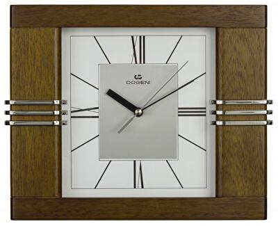 Nástěnné hodiny s tichým chodem WNW008DB