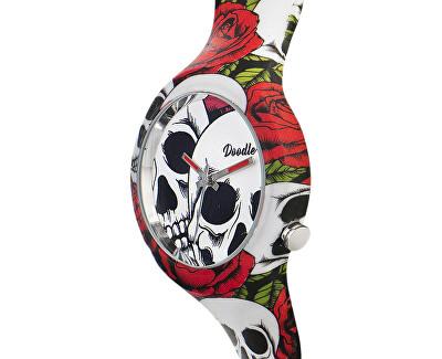 Skull Mood Roses and Skulls DOSK001