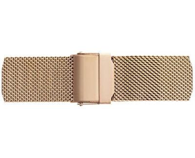 American Praire Rose Gold Mesh Watch EBZ-3218