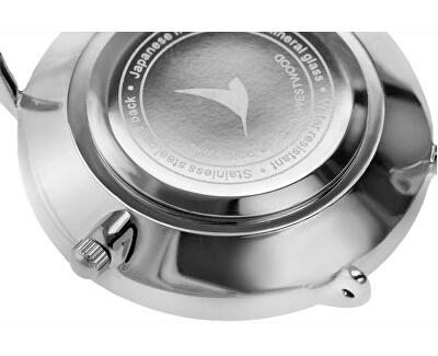 Classic Silver Mesh EAN-2514S