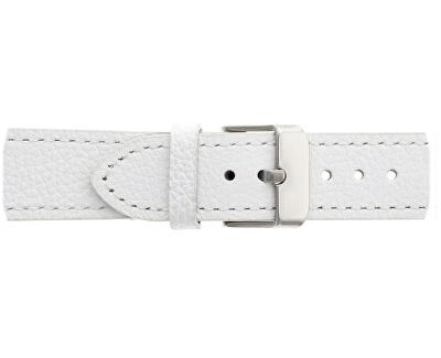 Denali Lychee White Leather FCJ-B013S