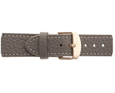 Rose Liskamm Lychee grey Leather FAI-B015R