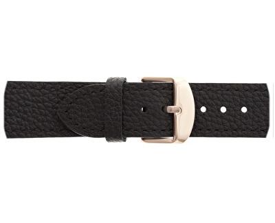 Shispare Black Leather Strap FCG-B034R