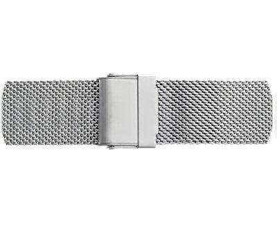 Silver Jungfrau Lychee Silver Mesh FBR-2518