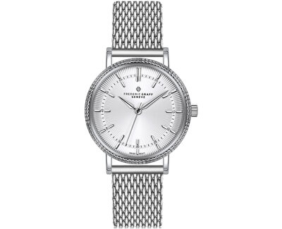 Mitchell Silver Mesh FCL-3520