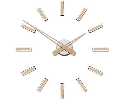 Nalepovací hodiny Modular Champagne FT9600CM
