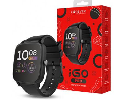 Chytré hodinky Forever IGO PRO JW-200 - Black