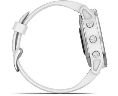 Fenix 6S Silver/White Band 010-02159-00