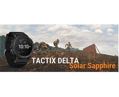 Garmin Tactix Delta PRO Solar Sapphire