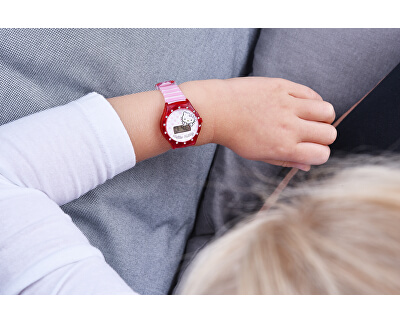 Digitální hodinky s Hello Kitty HK25129